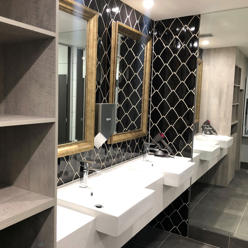 333 Collins St – End of trip facilities