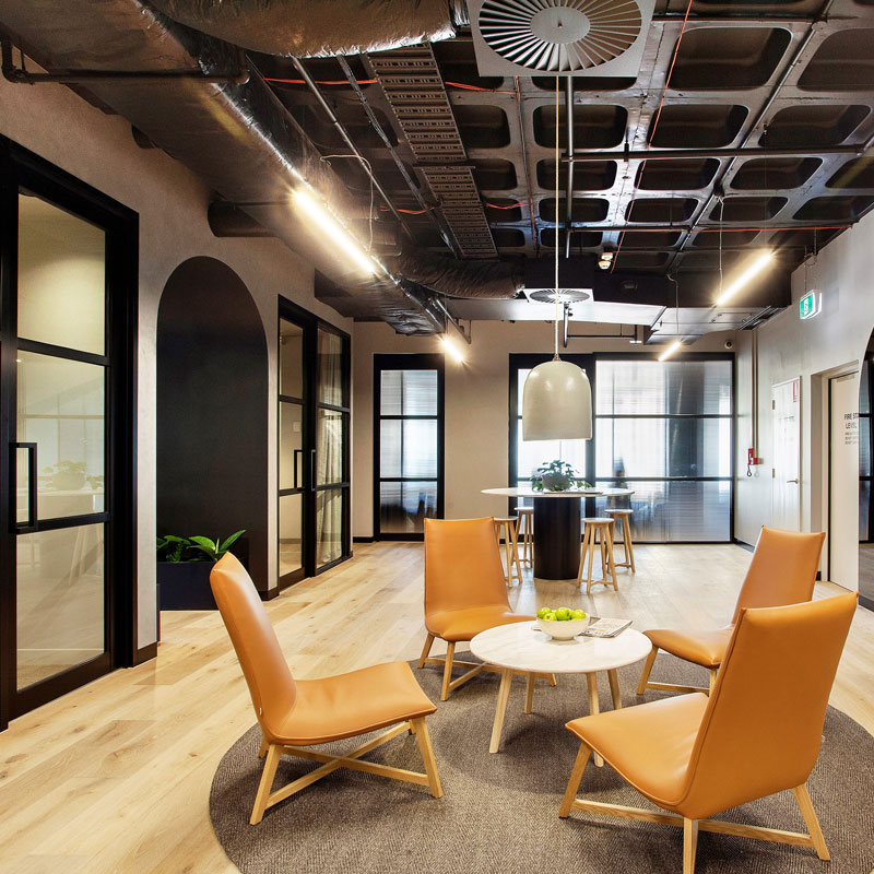 Clarence Group – Office Fitout
