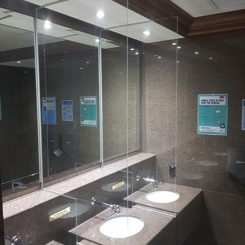 Bathroom Protective Guards